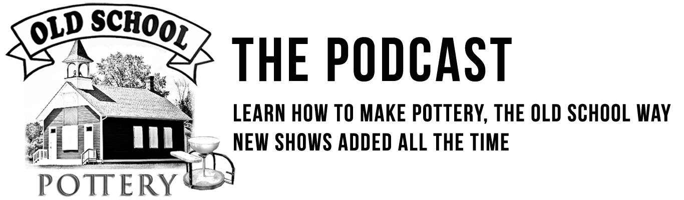 Old School Pottery, The Podcast